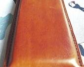 Leather phone case / slip case (fairphone, iphone, samsung)