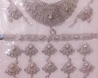 Arihant's Exclusive Bridal Jewellery Collection (Multiple Designs & Colours)