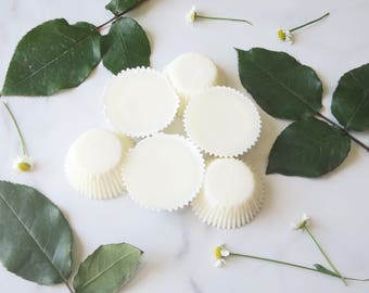 White Sage And Citrus Soy Wax Melts, white sage soy wax melts, sage wax melts, sage melts, sage soy wax tarts, scented wax tarts