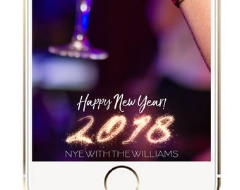 New Years Eve Snapchat Geofilter, New Years Firework Snapchat Geofilter, New Years Geotag, New Years Eve Party Geofilter, Firework geofilter