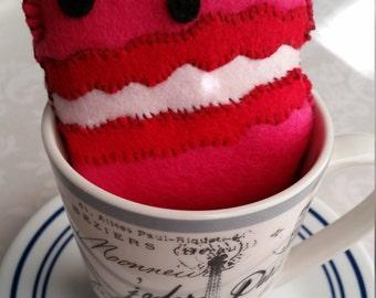 Chubby Macaron Plush