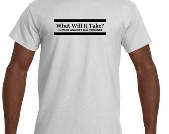What Will It Take? Humans Against Gun Violence