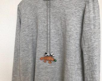 Platypus Necklace