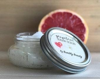 Grapefruit Sugar Scrub | Made with love