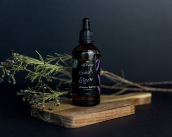 Nourish & Grow - Pregnancy Body Oil 100% Natural