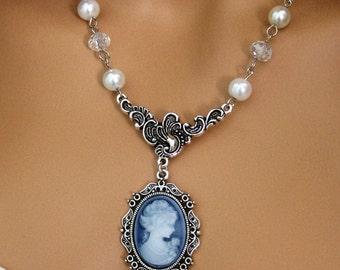 Cameo Jewelry Etsy