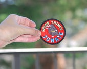 Niffler ® Patch Free Shipping (US) Shiny Things Junkie Heat-sealed applique embroidered patch Fantastic Beasts and Where to Find them ®