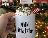 Maine MaMa Mug