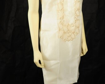 Ready  from USA Filipiniana Ladies' Barong M L XL Embroidered