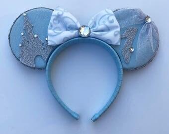 Cinderella Inspired Ears