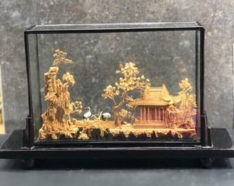 Vintage Asian Art