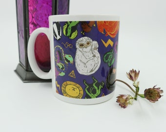 Harry Potter, Fantastic Beasts Mug