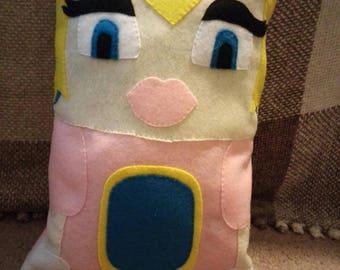 Princess Peach Pillow
