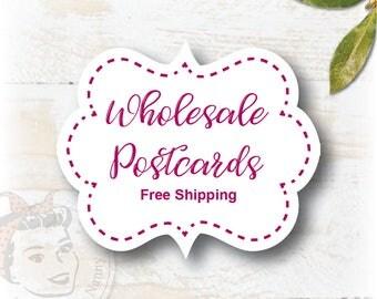 Wholesale Postcard, Plexus Postcard, Nu Skin Postcard, Wholesale printing, Free shipping