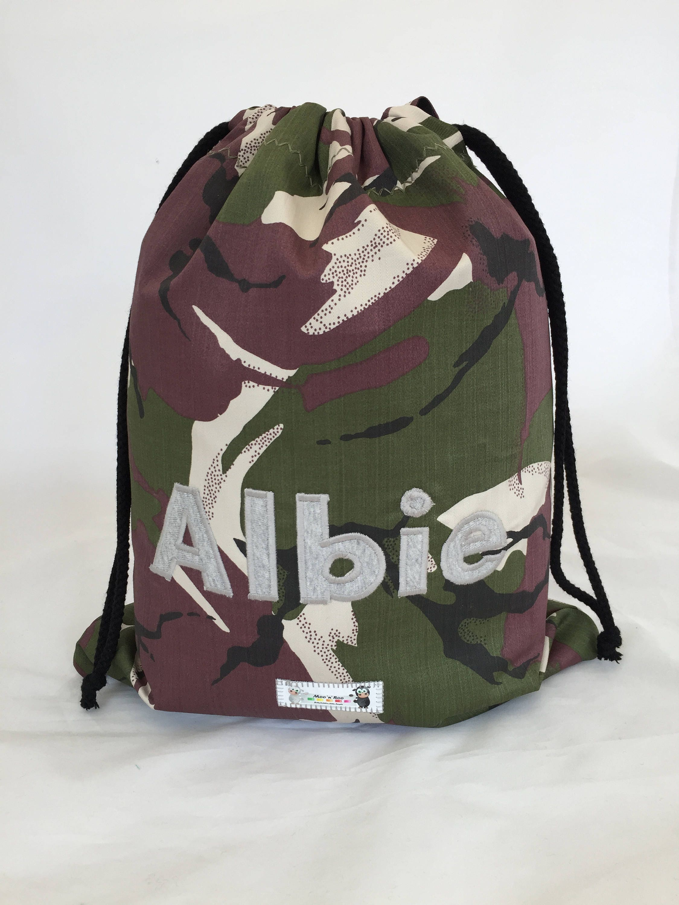 Waterproof Backpack Camouflage   ReGreen Springfield 6a0e40b78a