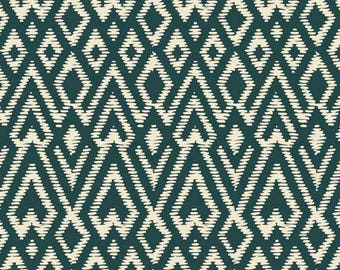 Flora Kasbah in Eucalyptus by Joel Dewberry for Free Spirit by the HALF yard, PWJD100-Eucal