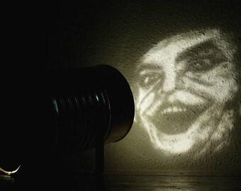 "Spot light ""joker"" Jack Nicholson (Batman of Tim burton)"