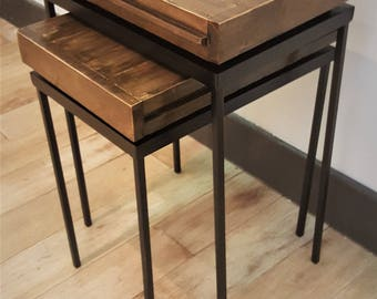 Accent and/or nesting tables