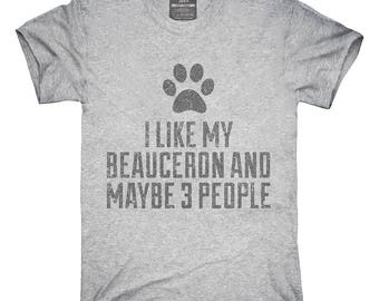 Funny Beauceron T-Shirt, Hoodie, Tank Top, Gifts
