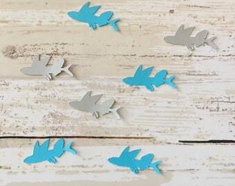 Flying Fish Confetti