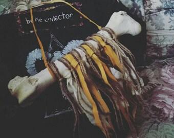 Bone & Textile Decor