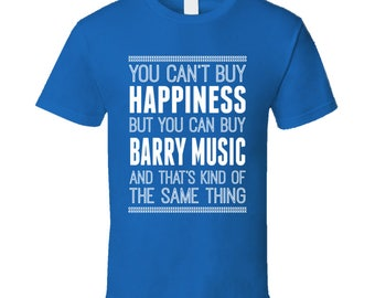 Barry Music T Shirt