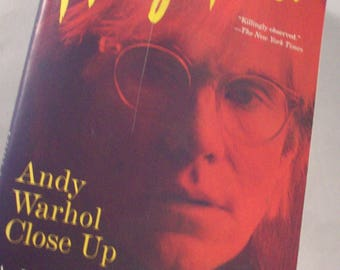 HOLY TERROR and Andy Warhol