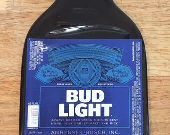 Melted Bud Light 40oz