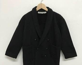 20% OFF Vintage Norma Kamali Coat Jacket,Norma Kamali Clothing,Designer Clothing