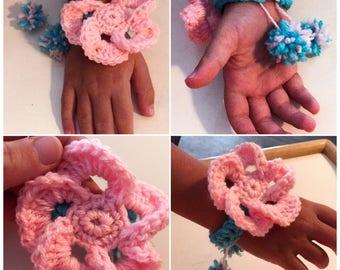 Hug Time Princess Poppy Bracelet, princess poppy bracelet, trolls costume, poppy costume, poppy jewelry, poppy bracelet, trolls gifts, poppy