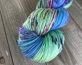 April Exclusive Colorway of the Month We're All Mad Here