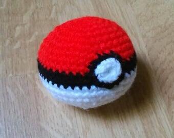 Pokeball from Pokemon hunting