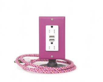 Industrial USB Charging Station