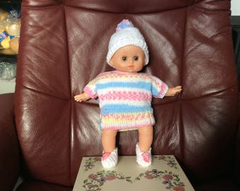 30/33 cm doll clothes... Corolla stand