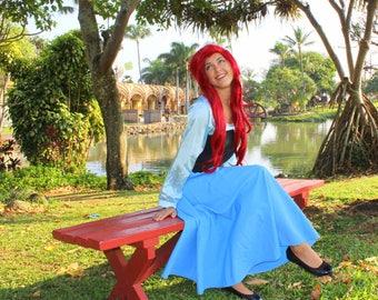 Women's Ariel Costume