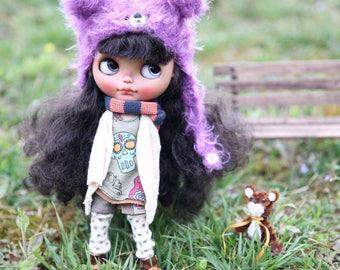 Jennifer – OOAK Custom Blythe Doll