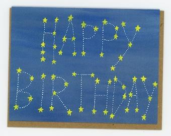 Constellation Birthday