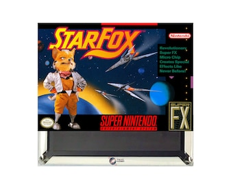 Star Fox SNES Magnet