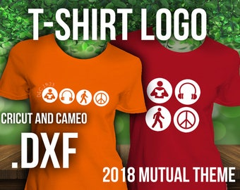2018 Mutual Theme symbol T Shirt Logo. For LDS Young Women or Young Men. D&C 19:23. Peace in Me. Youth Conference. New Beginnings