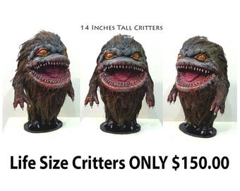Movie Critters Prop