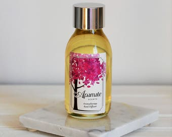 Room Diffuser Refill with Natural oils. Home Fragrance Refill for Your Bathroom or Hallway. Small present for the new house.