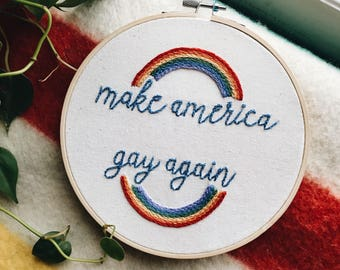 Pride Embroidery