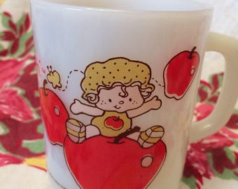 Strawberry Shortcake Apple Dumplin' Mug