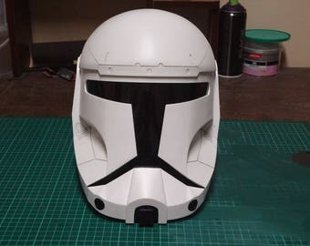 Star Wars Republic Commando Helmet Delta Squad Boss Fixer Scorch Sev 07 Omega Black White Cosplay Fan-art