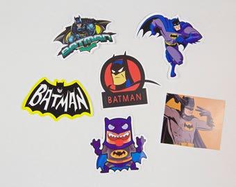 Batman Stickers - Cool Vinyl Sticker Collection - For Skateboard Laptop Bike etc - DC ComicFor Skateboard Laptop Bike etc