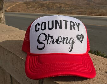 Country Strong Route 91 Hat