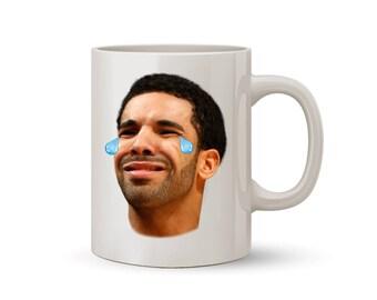 Crying Drake Mug Coffee/Tea Mug - Perfect Gift for Everybody!!!!