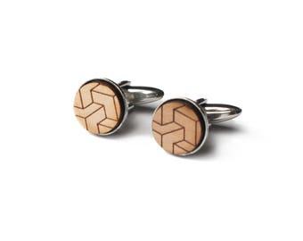 Brick BEW cufflinks