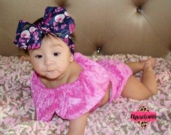 JASMINE Headwrap, baby headwraps, fabric head wrap, newborn headwraps, toddler headwraps, baby headband, baby turban, headwrap