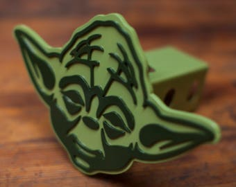Yoda Trailer Hitch Cover